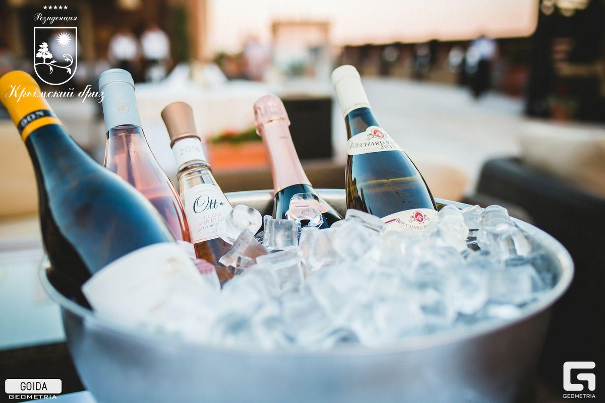 ЭНОГАСТРОНОМИЧЕСКИЙ УЖИН с французскими винами
