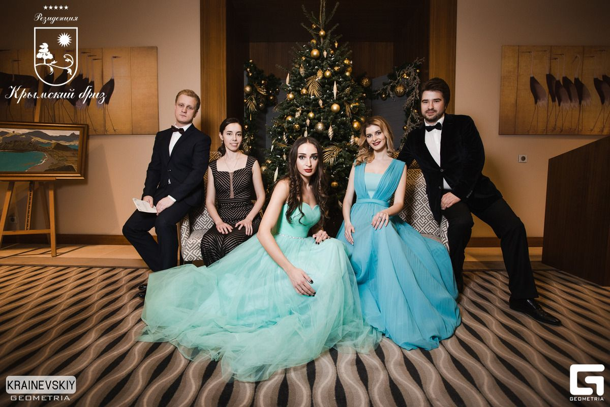 Рождество 2017. Оперные Арии.