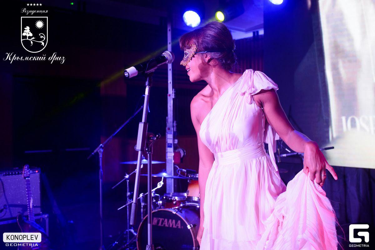 Новый год с королевой французского джаза Kelly Joyce | Резиденция Крымский Бриз