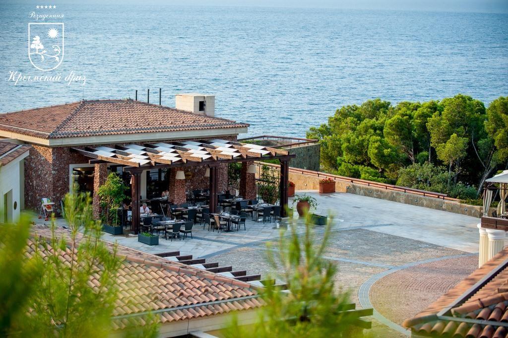 Ресторан  Piazzetta | Резиденция Крымский Бриз