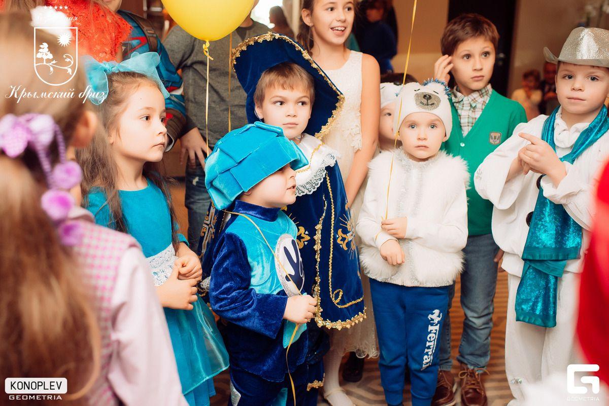 Новогодний утренник | Резиденция Крымский Бриз
