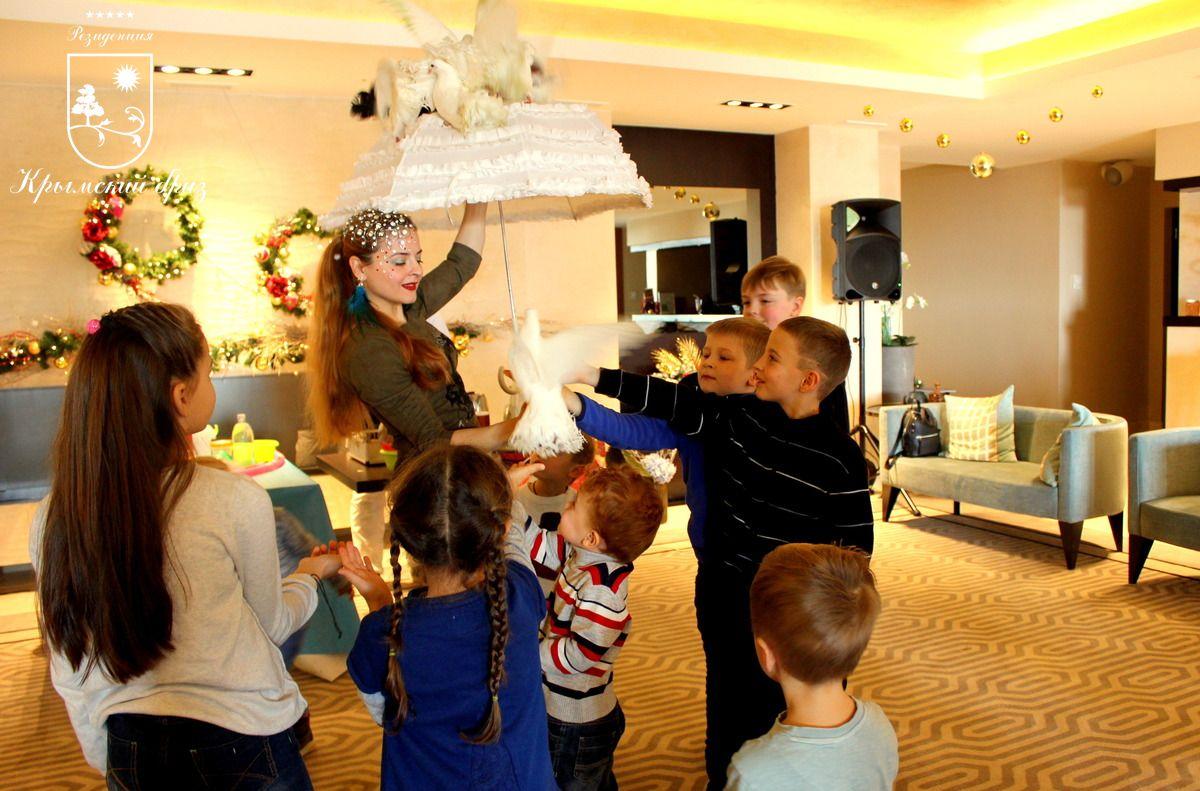 Старый Новый Год | Резиденция Крымский Бриз