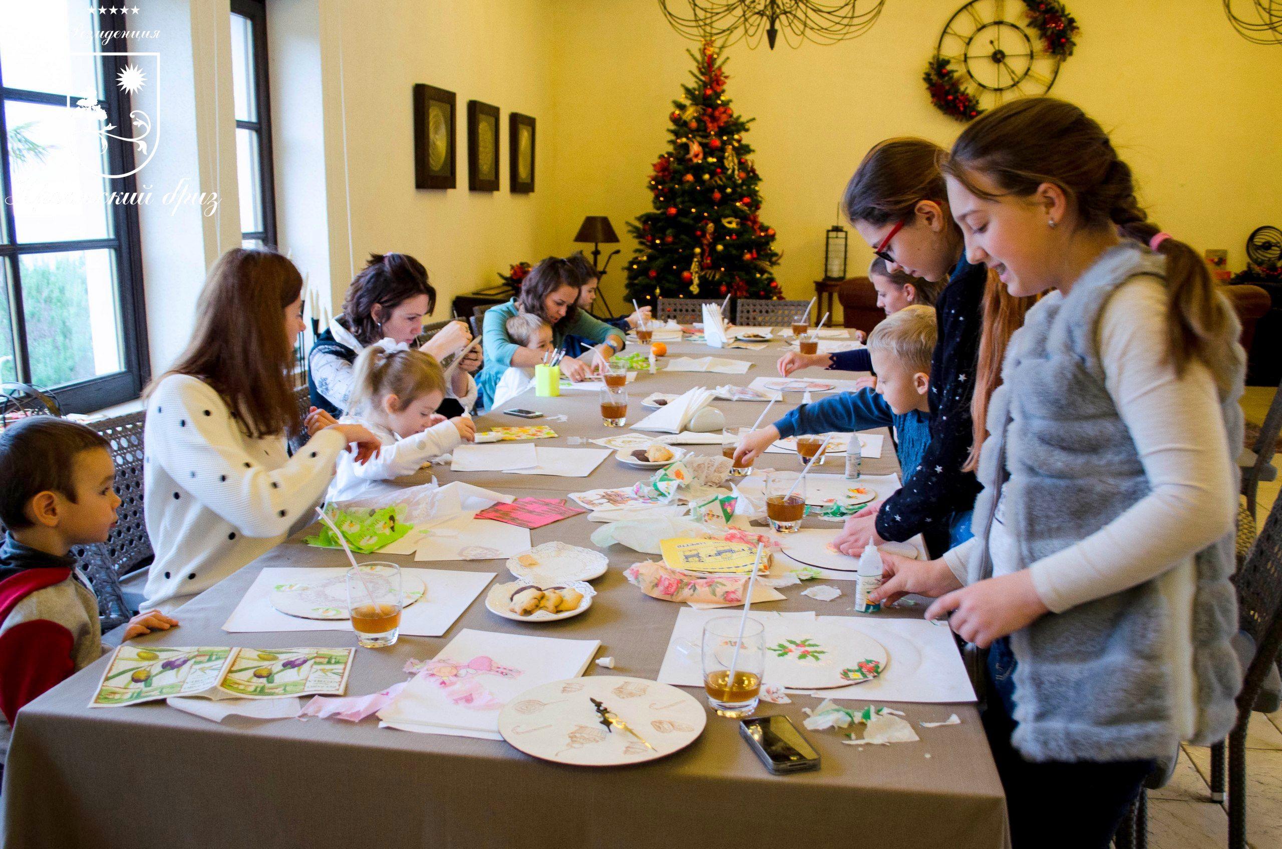 День Святого Николая | Резиденция Крымский Бриз