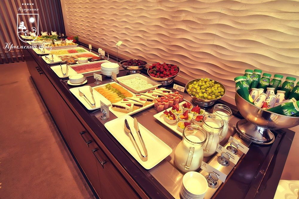 Ресторан Melodie | Резиденция Крымский Бриз