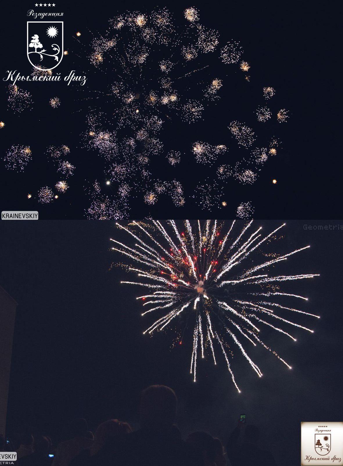 Новый год 2016 | Резиденция Крымский Бриз